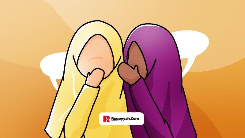 puasa ramadhan menjadi sia-sia