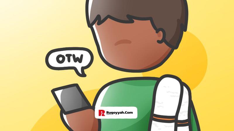 bohong_OTW_ruqoyyah